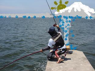 ★RFC黒鯛爆釣~熱い・暑い釣行!★_e0147297_13421625.jpg