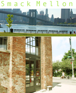 古いレンガと吹き抜けが素敵なブルックリンのギャラリー Smack Mellon_b0007805_20165595.jpg
