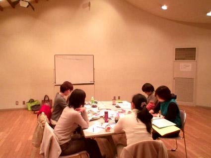 チームメイド・デザインで編集会議。_f0127806_101319.jpg