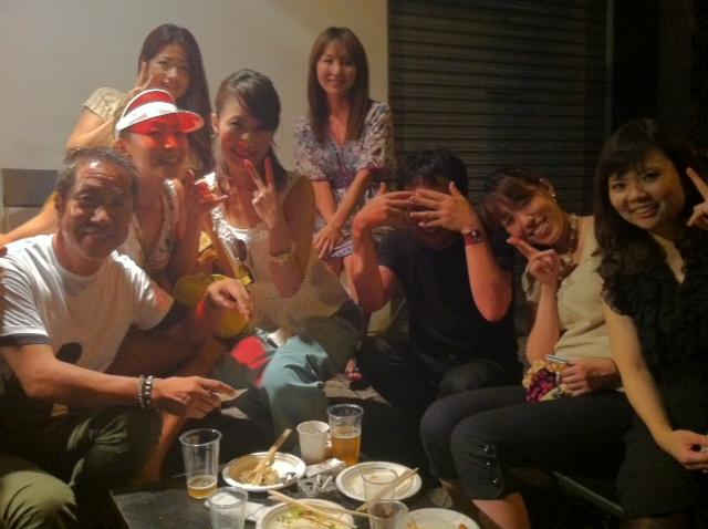 2011 Summer Party無事終了^。^_c0187025_15362085.jpg