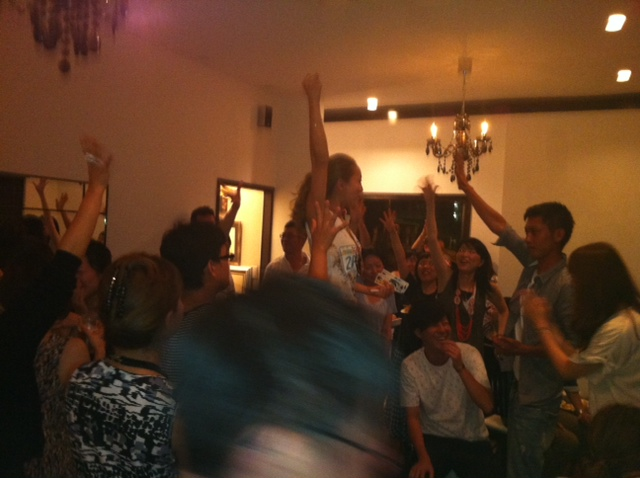 2011 Summer Party無事終了^。^_c0187025_15375553.jpg