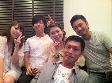 2011 Summer Party無事終了^。^_c0187025_15402474.jpg