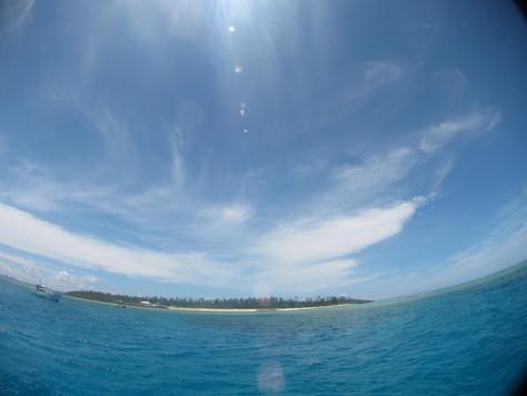 7月11日水納島ブルーに包まれて♪_c0070933_1933279.jpg