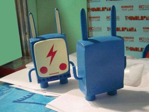 TTF 2011現地リポート-4/Plastic Cultureのアーティストとモチャたち。_a0077842_8181747.jpg