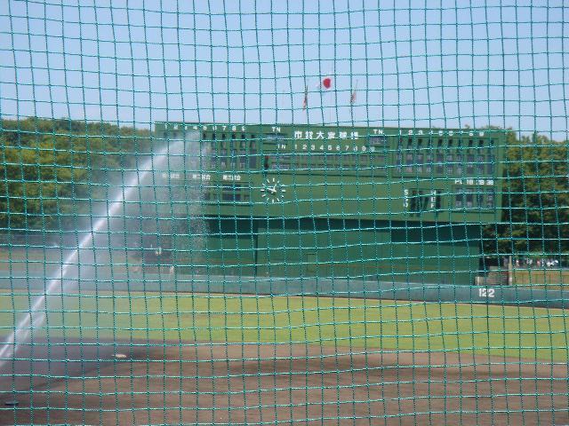 高校野球夏県予選大会_e0131560_15151333.jpg