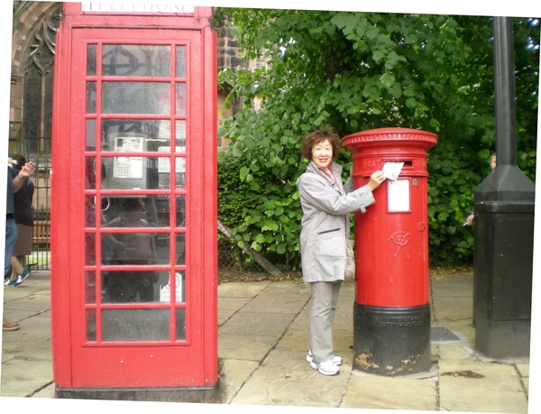 7月11日(月)イギリス旅行⑤6月21日ストラトフォード・アポン・エイボン~チェスターへ_f0060461_1140483.jpg