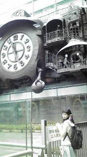 東京6日間、帰りの夜行バス車中より_b0212864_0322275.jpg