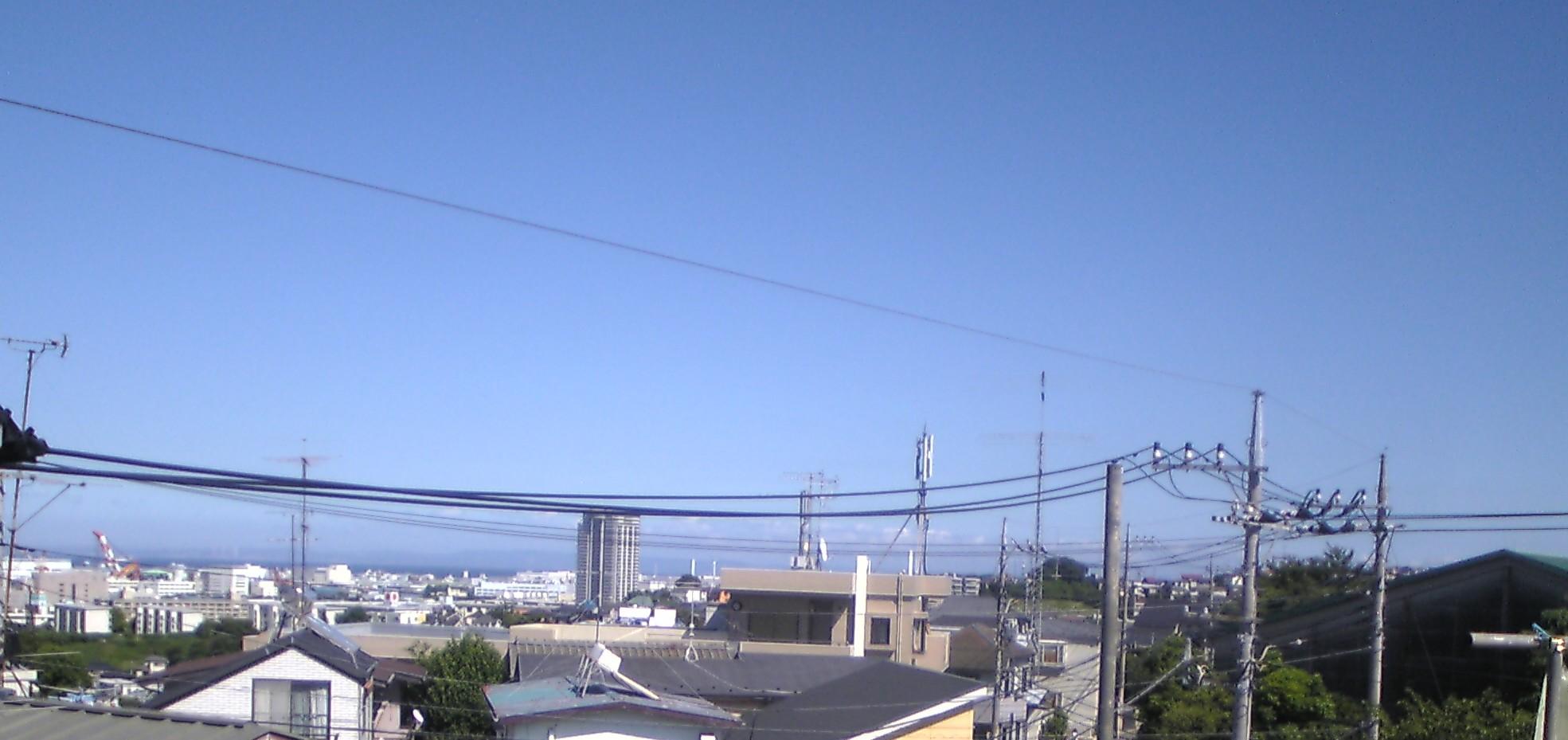 気持ちの良い天気(^^_f0211203_2318629.jpg