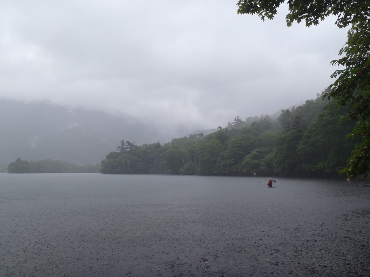 湯の湖釣行!_d0126708_1616187.jpg