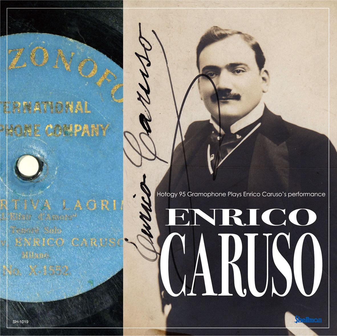 復刻CD「エンリコ・カルーソー」「ベニアミーノ・ジーリ」発売のお知らせ_a0047010_1271781.jpg