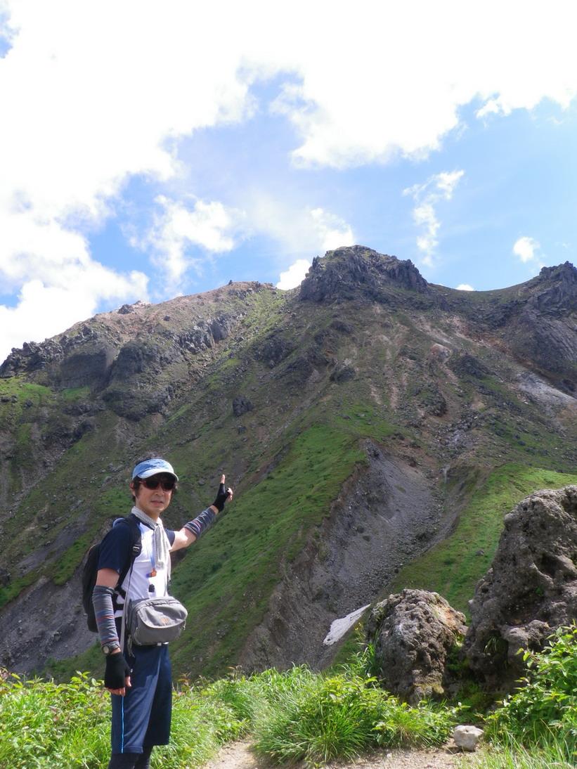 上高地・焼岳登山_b0134026_11302391.jpg