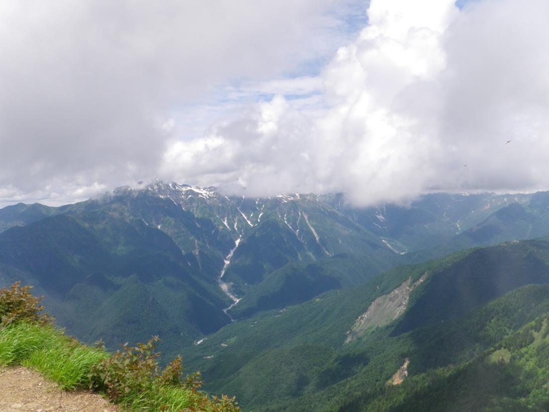 上高地・焼岳登山_b0134026_11352470.jpg