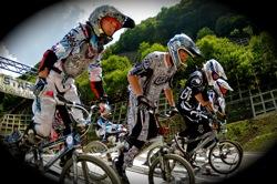 7月10日滝沢サイクルパークBMXトラックスタート練習会の風景VOL2_b0065730_17383617.jpg