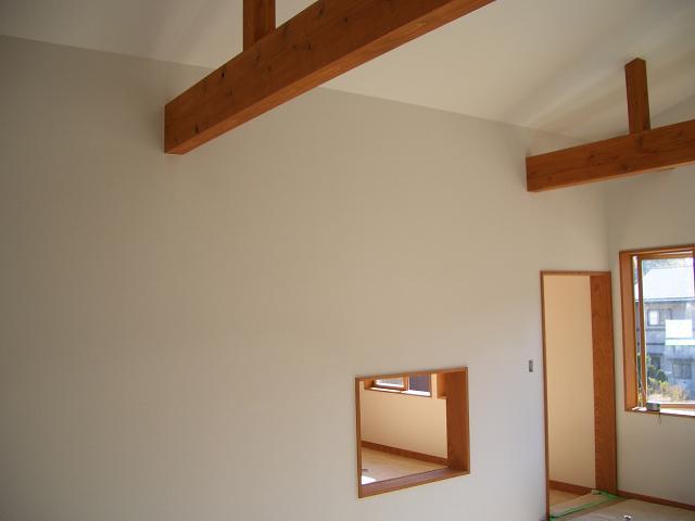 建築設計事務所の家づくり 壁の仕上材 珪藻土について_b0146238_1744895.jpg