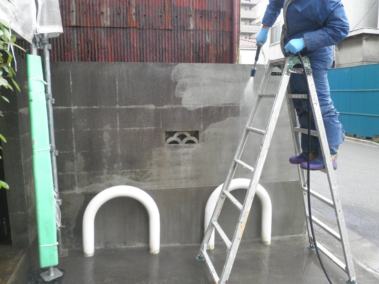 戸建塗装工事4_e0164638_14572935.jpg