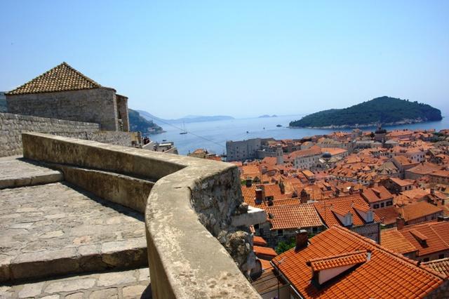クロアチアの世界遺産ドブロヴニク旧市街_c0011649_12103387.jpg