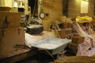 Whichford potteryの粘土_d0229351_22292377.jpg