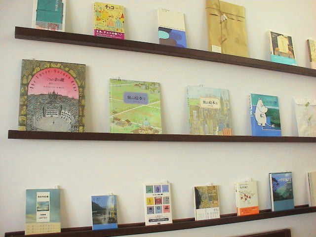 weekend booksの、 旅の本あれこれ。_e0060555_2212437.jpg