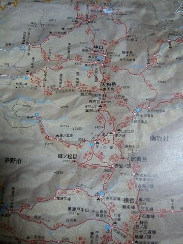 八ヶ岳へ 美濃戸口ー麦草峠 1泊2日 計画編_b0219778_22312115.jpg