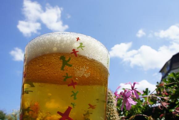 日曜日、天気の良い時間に夏を堪能!_c0180686_2345799.jpg