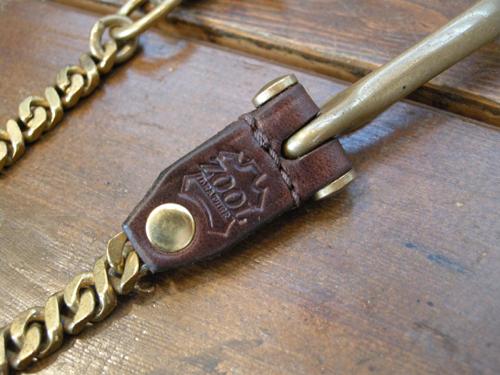 Brass Wallet chain _f0161305_22532222.jpg