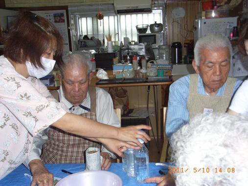 ☆園芸療法☆_d0163307_14281282.jpg