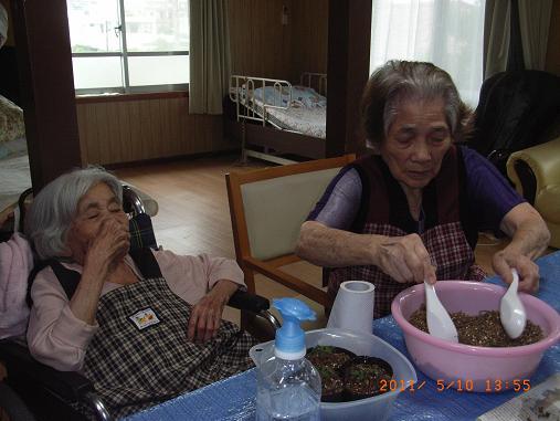 ☆園芸療法☆_d0163307_14381377.jpg