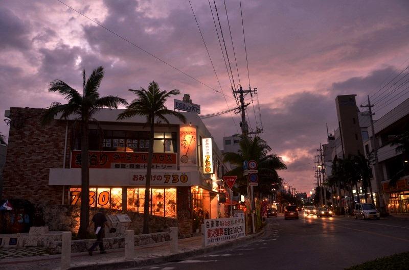 島の夕焼け_d0065116_2014667.jpg