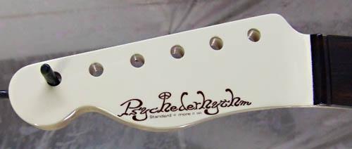 牛込さんオーダーの「Moderncaster T #018」を着色。_e0053731_19153033.jpg