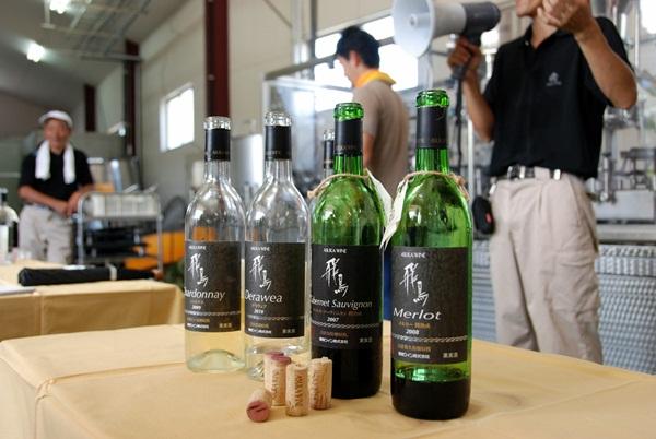 【1】ワインツーリズム大阪2011、行ってきました!~飛鳥ワイン~_b0206537_19585413.jpg