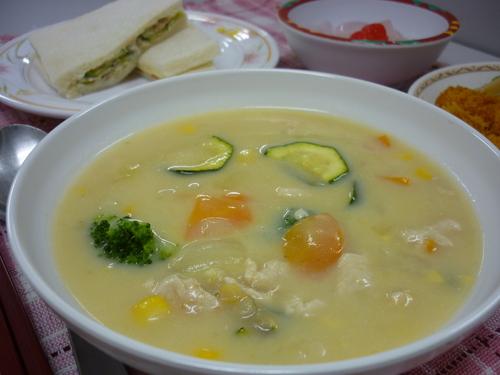 ~夏野菜シチュー~_d0195052_1451361.jpg