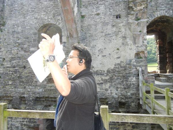 7月13日(水)イギリス旅行⑥チェスタ~コンフイ城~チェスター_f0060461_12284096.jpg