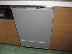 後付食洗機 と 冷たい麺_b0058290_163119.jpg