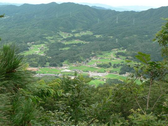 玉峰山(820m)_f0219710_13192020.jpg