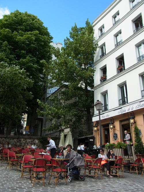 従妹がパリへ/Ma cousine a Paris_d0070113_15582665.jpg