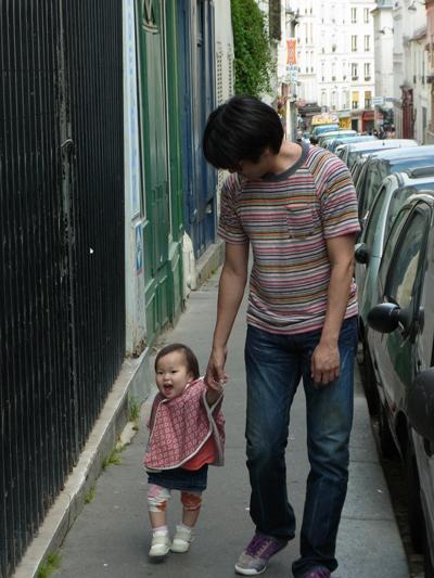 従妹がパリへ/Ma cousine a Paris_d0070113_1623748.jpg