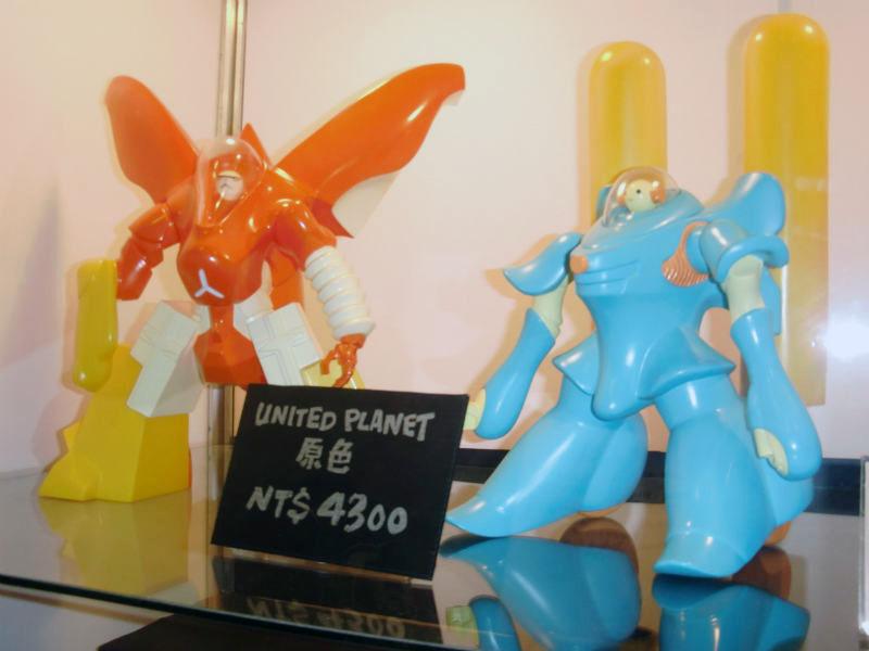 TTF 2011リポート-6/Keo.W x United PlanetのSFモノ。_a0077842_856491.jpg