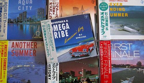 Kamasami Kong DJ SPECIAL/杉山清貴&オメガトライブ_b0170184_23411996.jpg