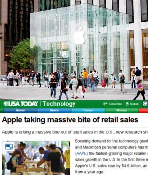 アップルが米国小売業界の売上成長の1/5を占める勢い?!_b0007805_20404266.jpg