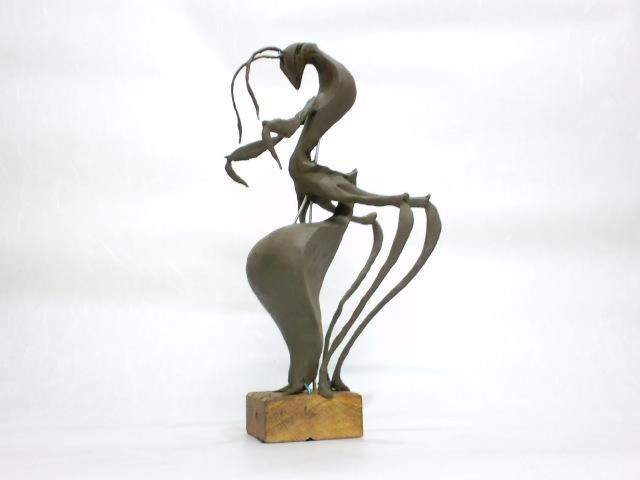 カマキリ粘土模型_e0209927_2321037.jpg