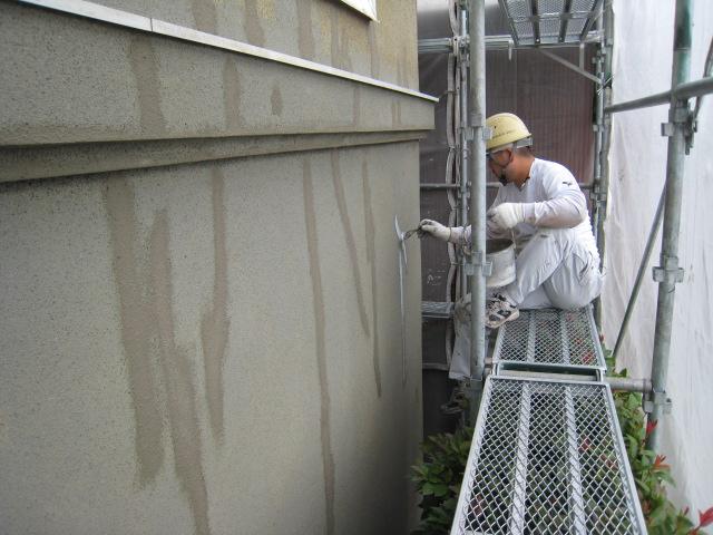 戸建塗装工事9_e0164638_1810918.jpg