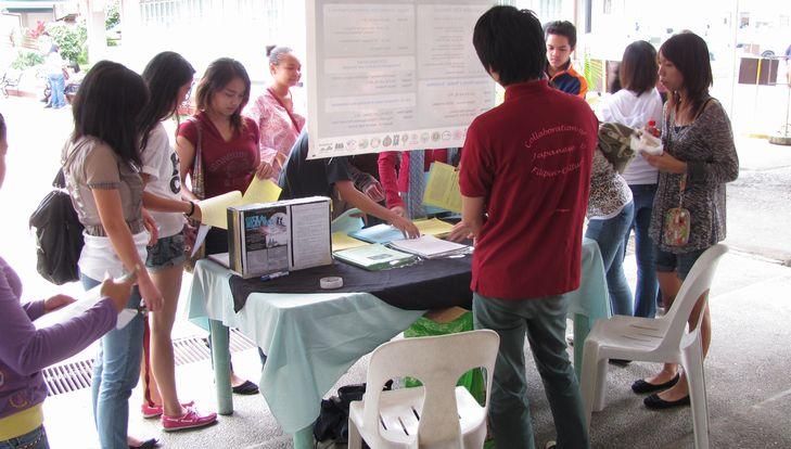 UP Baguio held Japanese Film Festival 日本映画祭_a0109542_1445873.jpg