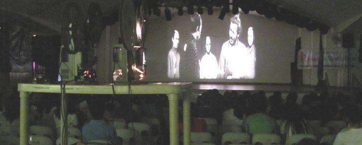 UP Baguio held Japanese Film Festival 日本映画祭_a0109542_1475552.jpg