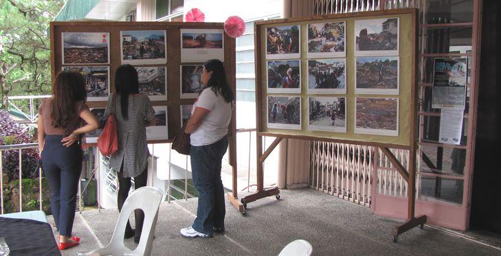UP Baguio held Japanese Film Festival 日本映画祭_a0109542_1501669.jpg
