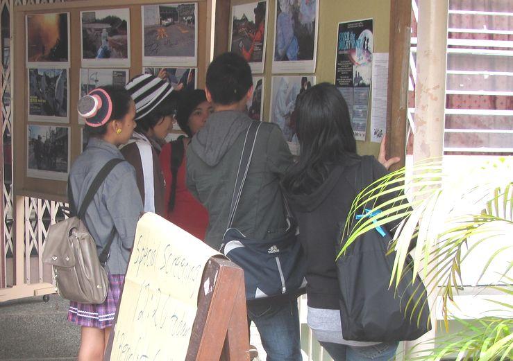 UP Baguio held Japanese Film Festival 日本映画祭_a0109542_1505120.jpg