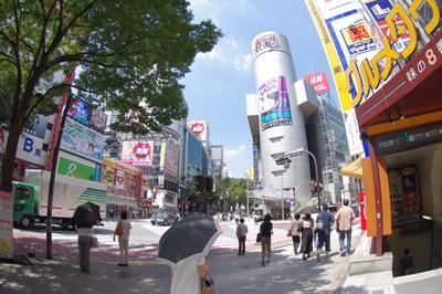 7月15日(金)今日の渋谷109前交差点_b0056983_16444177.jpg