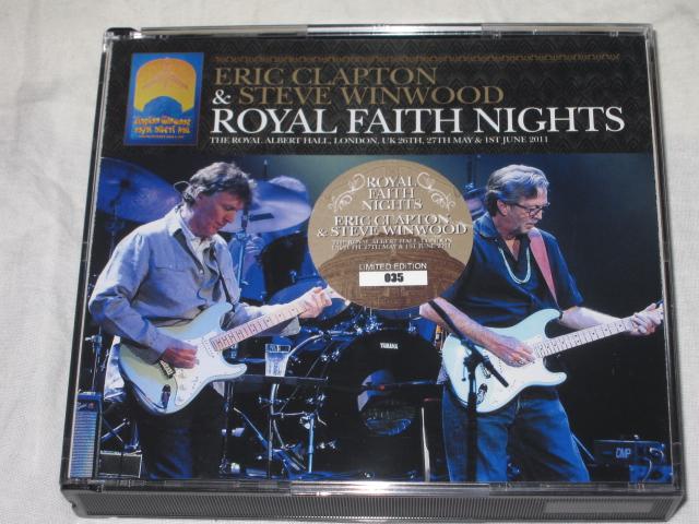 ERIC CLAPTON & STEVE WINWOOD / ROYAL FAITH NIGHTS_b0042308_10315354.jpg
