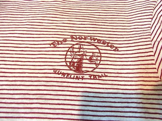 7/17(日)入荷商品!60'S ボーダーTシャツ!_c0144020_19172880.jpg