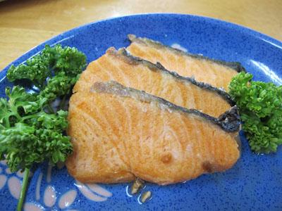 7月 16日 おいしい夕食をいただきました。_b0158746_177473.jpg