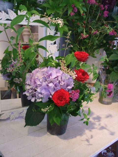 オークリーフ花の教室(島崎さんの作品)_f0049672_16162117.jpg